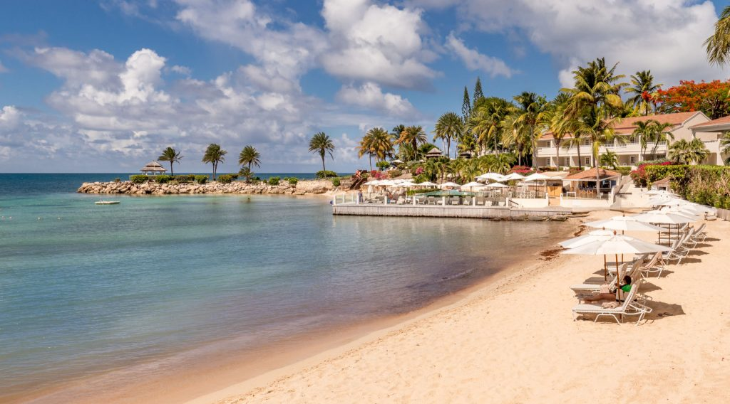 Beach - ANTIGUA - Blue Waters Hotel review; a must stay luxury beach resort