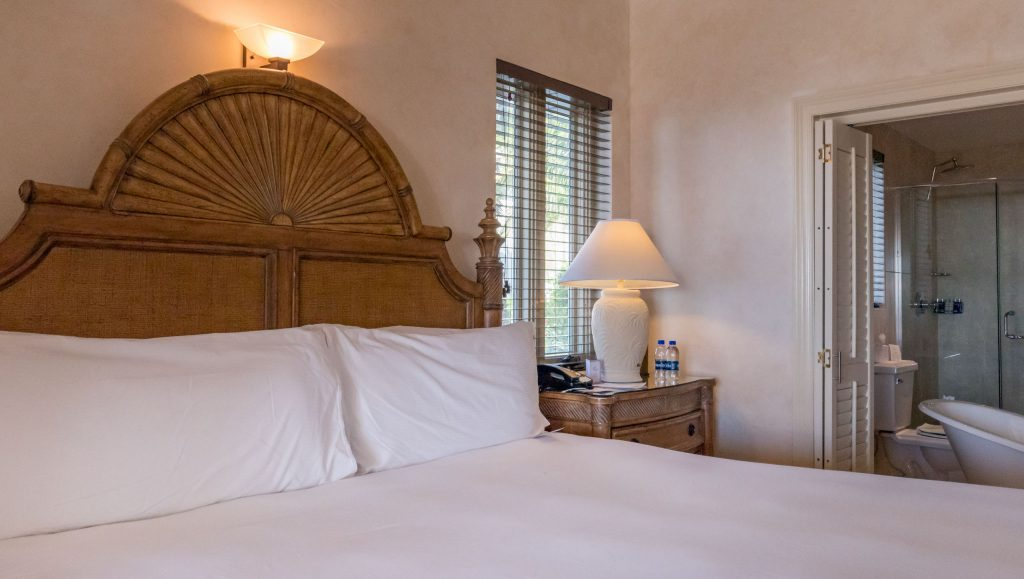 Bedroom - ANTIGUA - Blue Waters Hotel review; a must stay luxury beach resort