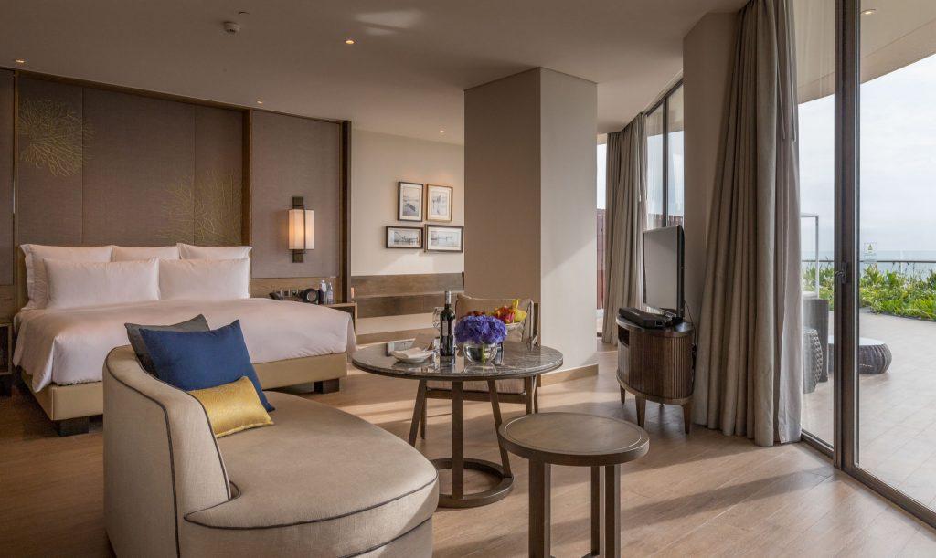 Bedroom suite - VIETNAM - Luxury stay: Intercontinental Phu Quoc Long Beach Resort review