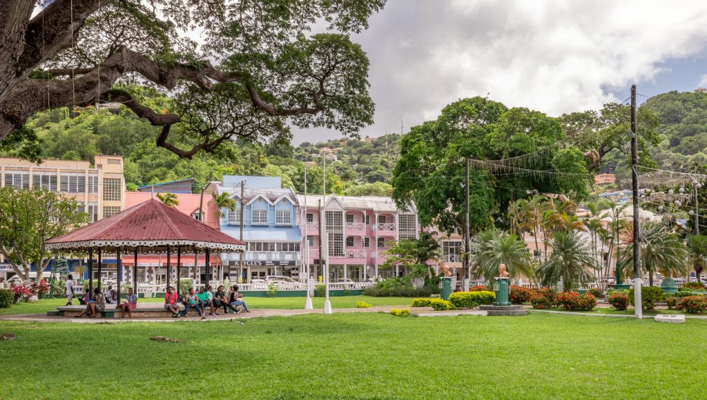 Castries City Center - CARIBBEAN - Antigua, St. Lucia and Barbados: Caribbean island hopping itinerary