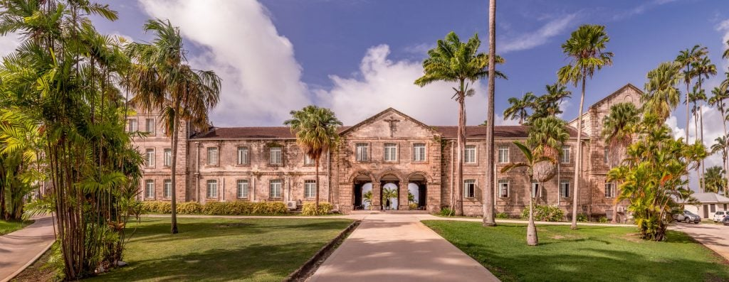 Codrington College - CARIBBEAN - Antigua, St. Lucia and Barbados: Caribbean island hopping itinerary