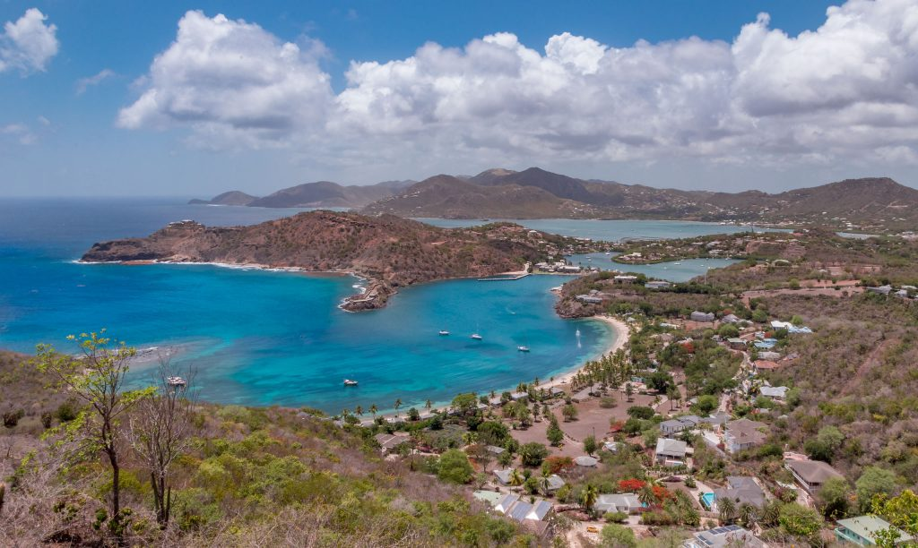 English Harbour - CARIBBEAN - Antigua, St. Lucia and Barbados: Caribbean island hopping itinerary