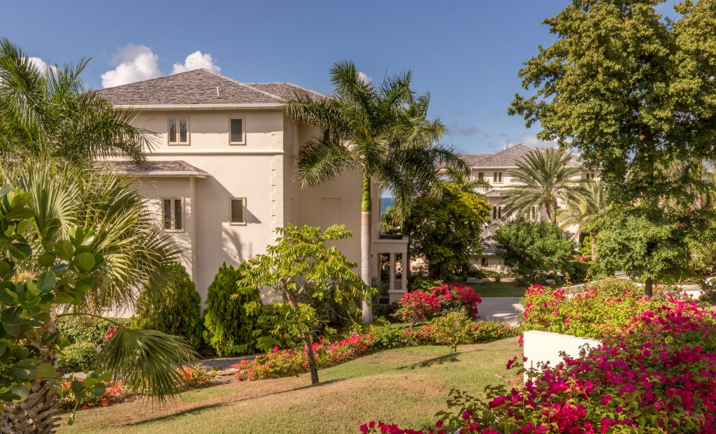 Garden - ANTIGUA - Blue Waters Hotel review; a must stay luxury beach resort