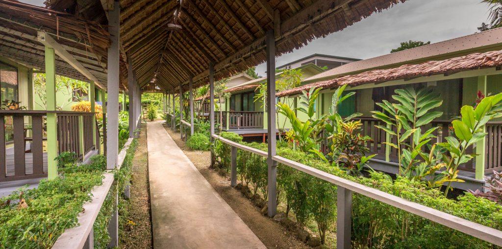 Garden bungalows - SOLOMON ISLANDS - World class diving with Dive Munda & an Agnes Gateway Hotel stay