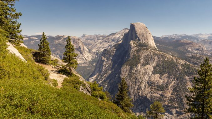 USA - The best Yosemite itinerary for first time visitors (1 or 2 days)