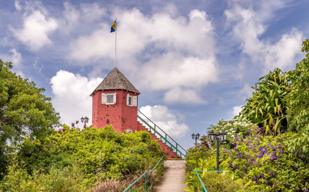 Gun Hill Signal Station - CARIBBEAN - Antigua, St. Lucia and Barbados: Caribbean island hopping itinerary