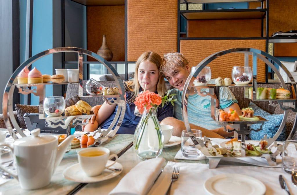 High tea - VIETNAM - Luxury stay: Intercontinental Phu Quoc Long Beach Resort review