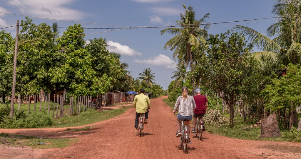 Homestay Biking - VIETNAM & CAMBODIA - Ho Chi Minh City to Siem Reap itinerary with Mekong Cruise