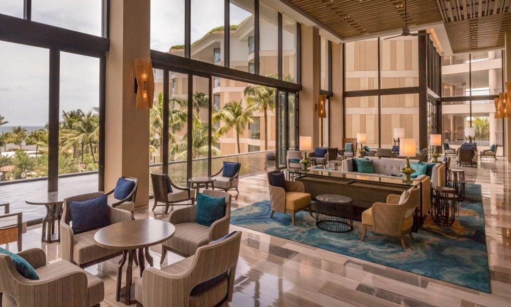 Lobby - VIETNAM - Luxury stay: Intercontinental Phu Quoc Long Beach Resort review