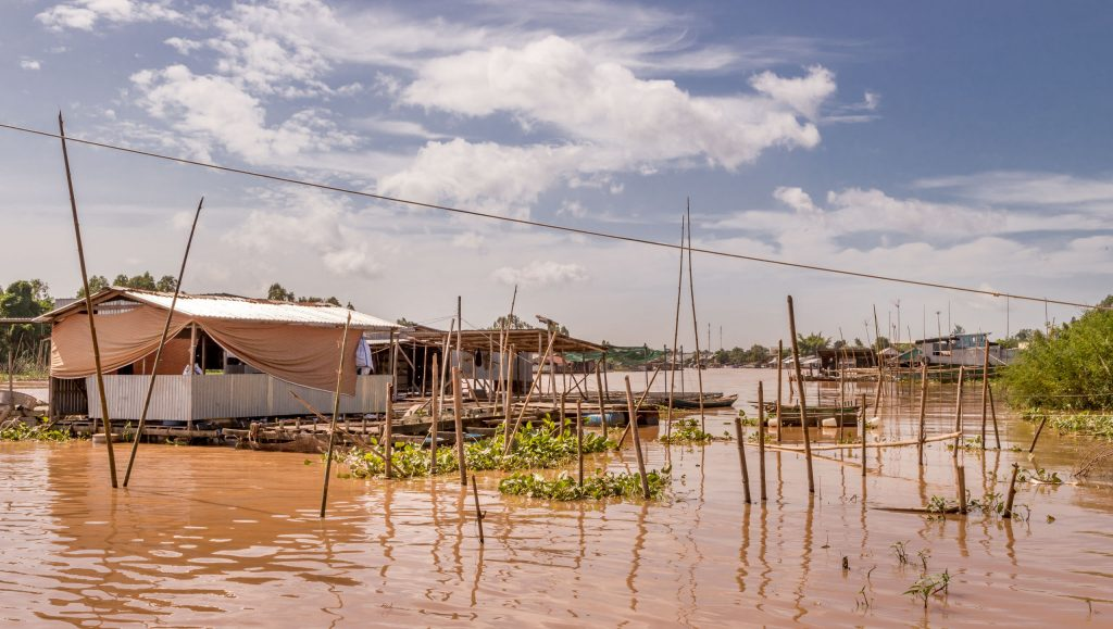 Mekong Delta - VIETNAM & CAMBODIA - Ho Chi Minh City to Siem Reap itinerary with Mekong Cruise
