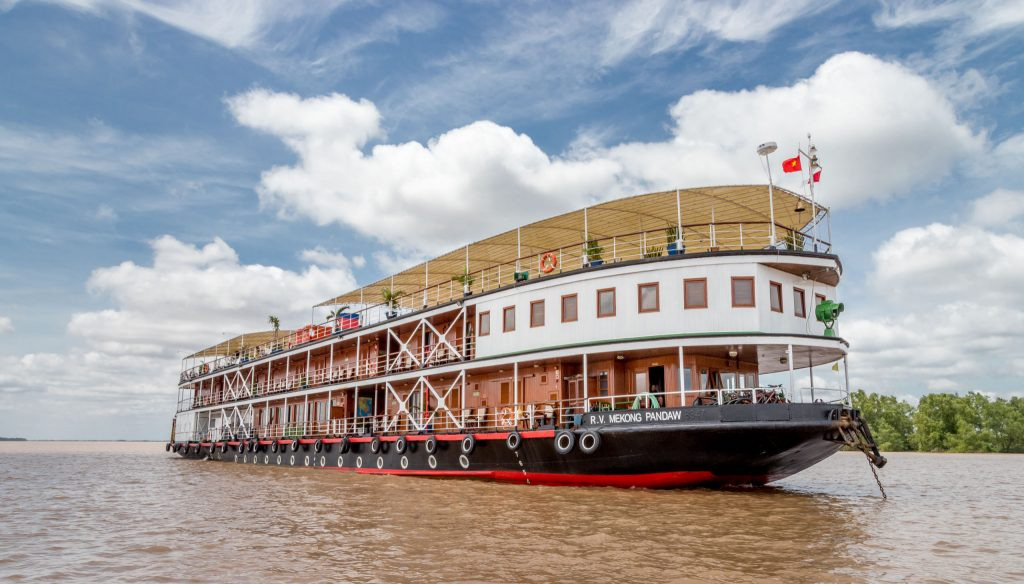 Pandaw Cruise - VIETNAM & CAMBODIA - Ho Chi Minh City to Siem Reap itinerary with Mekong Cruise