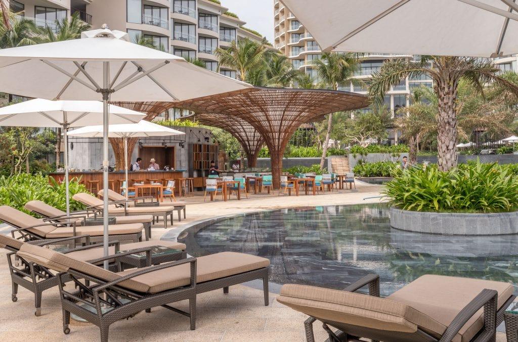 Ombra restaurant - VIETNAM - Luxury stay: Intercontinental Phu Quoc Long Beach Resort review