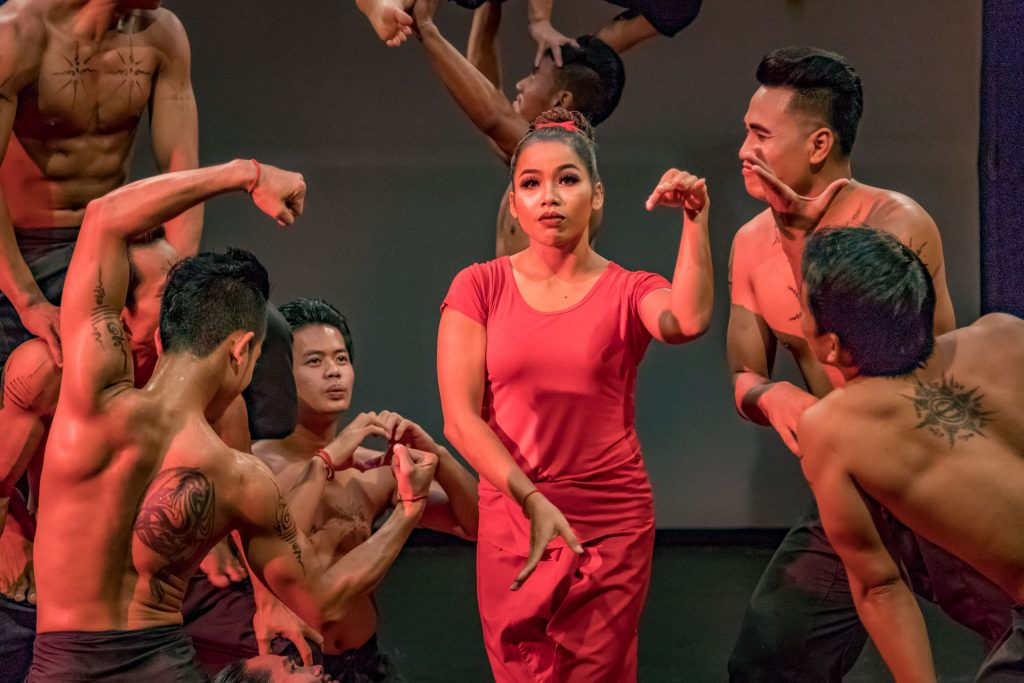 Phare Circus Cambodia - VIETNAM & CAMBODIA - Ho Chi Minh City to Siem Reap itinerary with Mekong Cruise