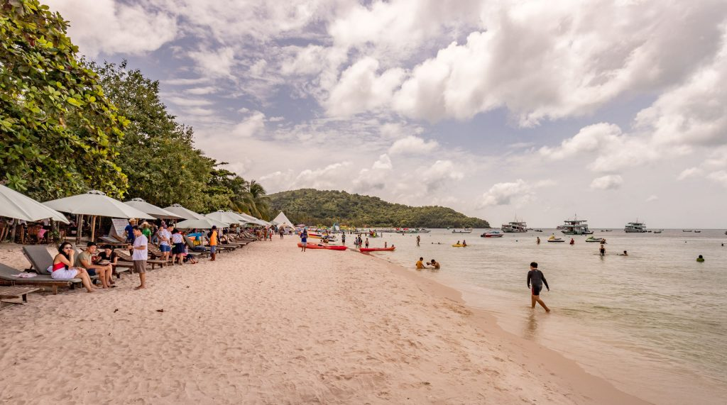 Phu Quoc Beach - VIETNAM & CAMBODIA - Ho Chi Minh City to Siem Reap itinerary with Mekong Cruise