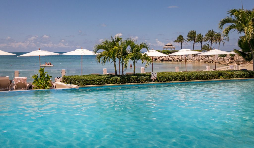 Pool - ANTIGUA - Blue Waters Hotel review; a must stay luxury beach resort