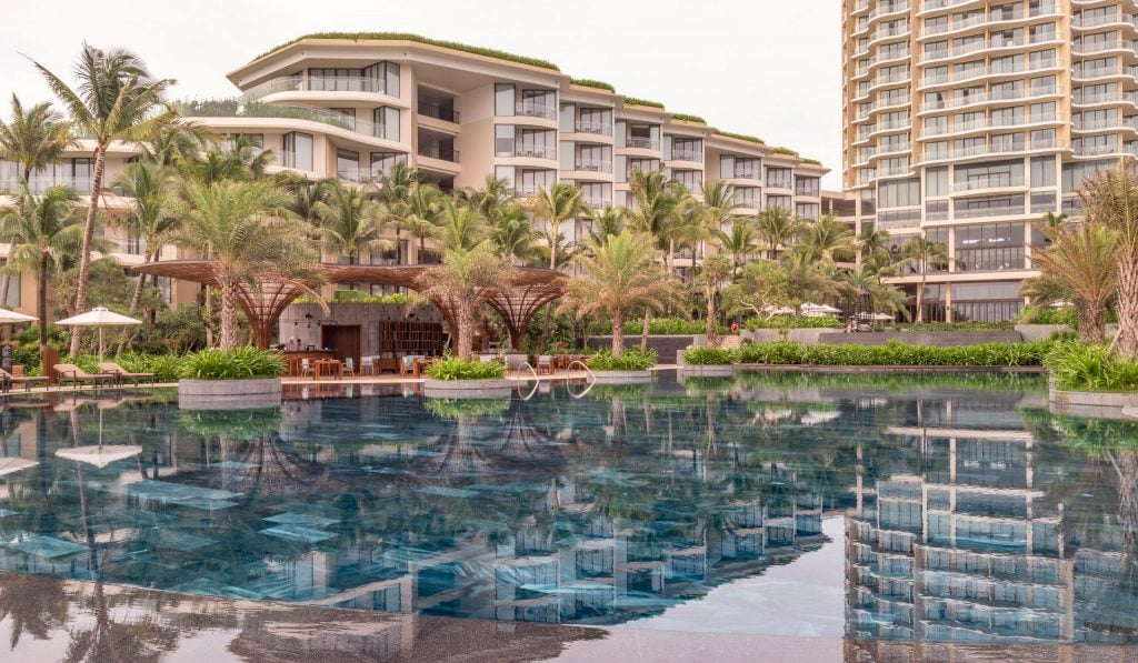Pool - VIETNAM - Luxury stay: Intercontinental Phu Quoc Long Beach Resort review