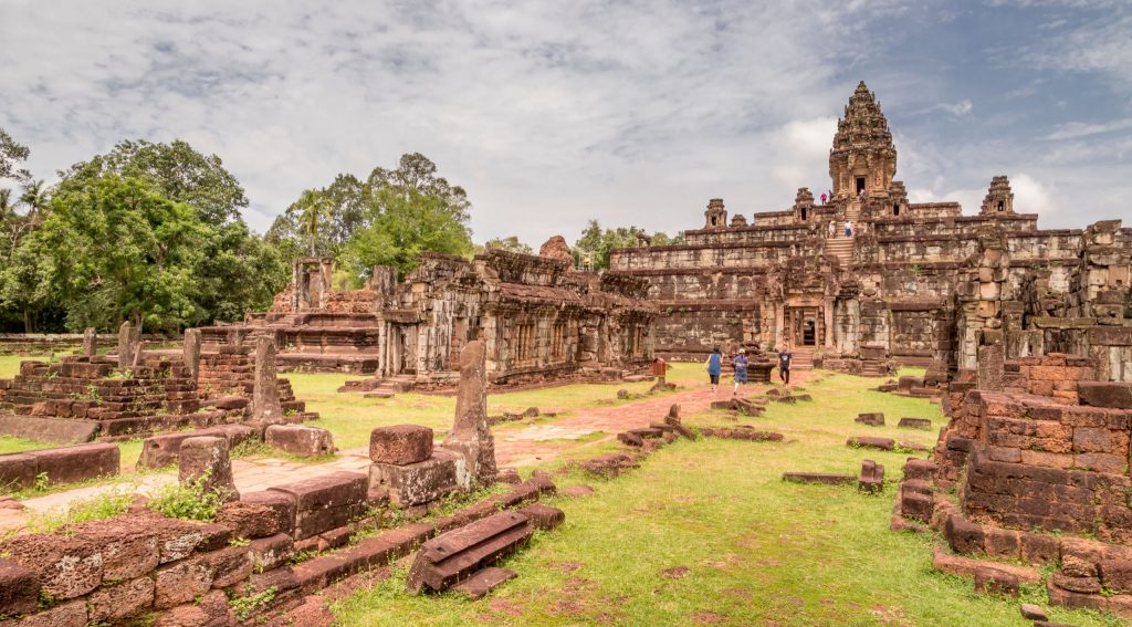 Rolus Group - VIETNAM & CAMBODIA - Ho Chi Minh City to Siem Reap itinerary with Mekong Cruise