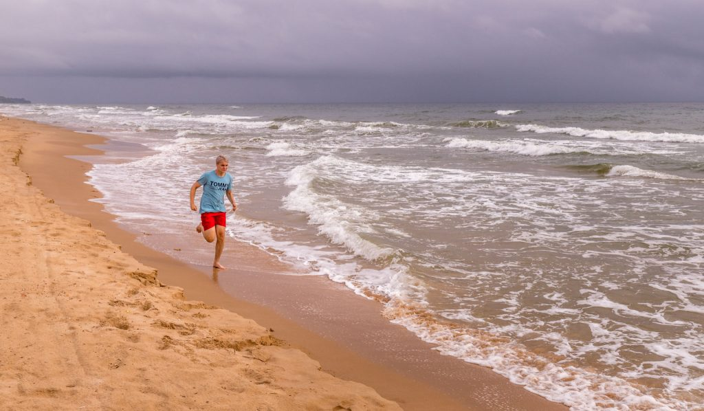 Running beach - VIETNAM - Luxury stay: Intercontinental Phu Quoc Long Beach Resort review