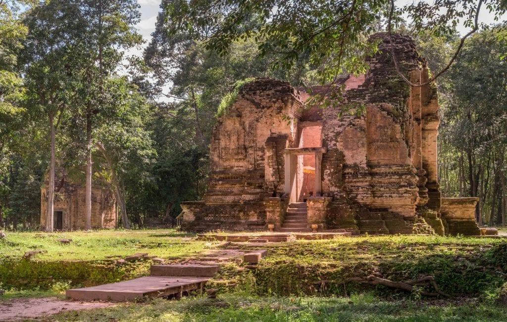 Sambor Prei Kuk - VIETNAM & CAMBODIA - Ho Chi Minh City to Siem Reap itinerary with Mekong Cruise