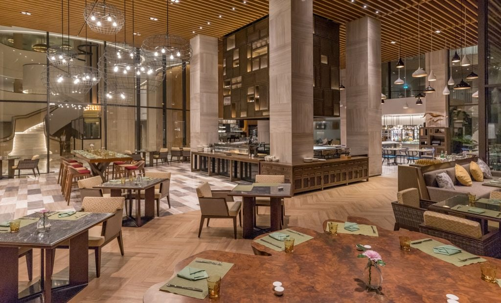 Sora Umi restaurant - VIETNAM - Luxury stay: Intercontinental Phu Quoc Long Beach Resort review