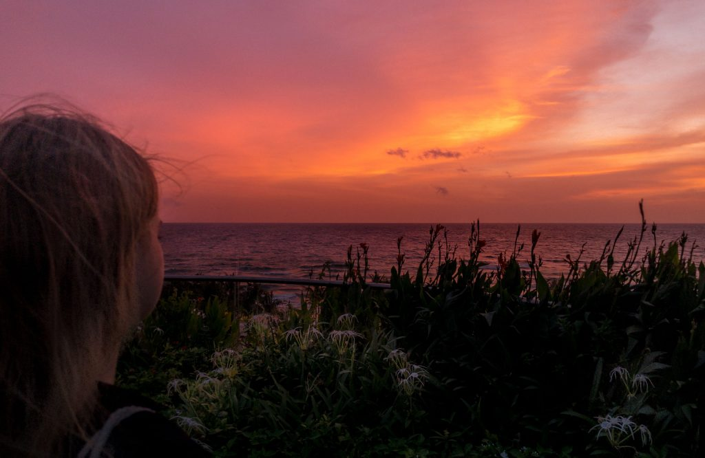 Sunset view - VIETNAM - Luxury stay: Intercontinental Phu Quoc Long Beach Resort review