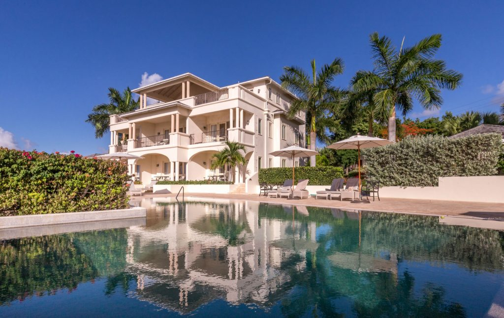 Villa pool - ANTIGUA - Blue Waters Hotel review; a must stay luxury beach resort