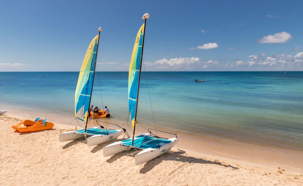 Water activities - ANTIGUA - Blue Waters Hotel review; a must stay luxury beach resort