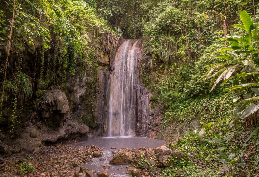 Waterfall Botanical Garden - CARIBBEAN - Antigua, St. Lucia and Barbados: Caribbean island hopping itinerary