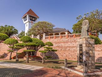 TAIWAN - Tainan day trip; a perfect itinerary including all must-see places