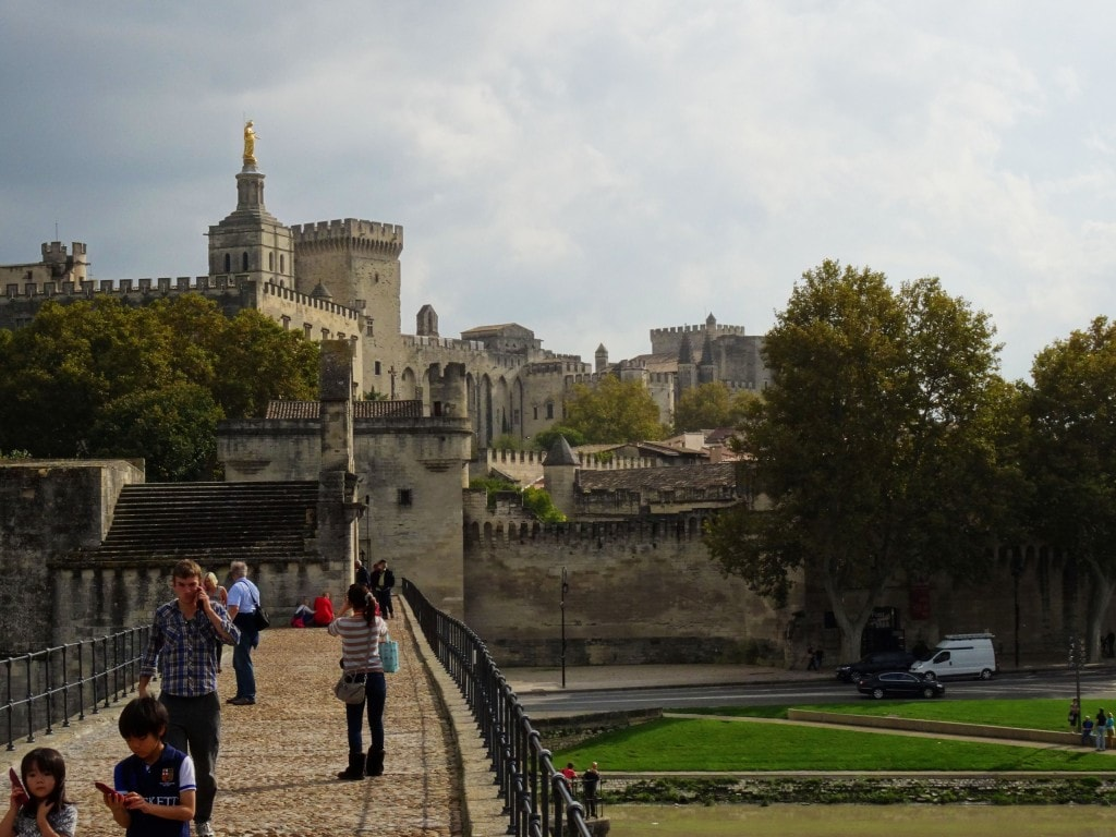 South France Road Trip Itinerary Leg 3 : Montpellier - Orange - Avignon - Arles - Marseille
