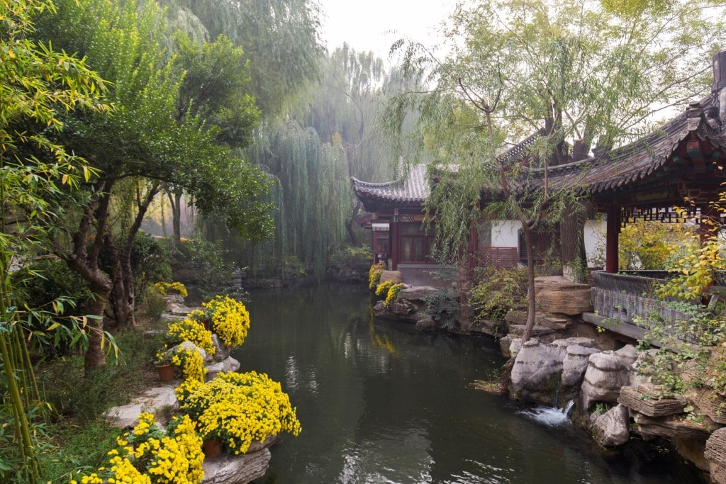 China Two Nights In Jinan City Of Springs Chris