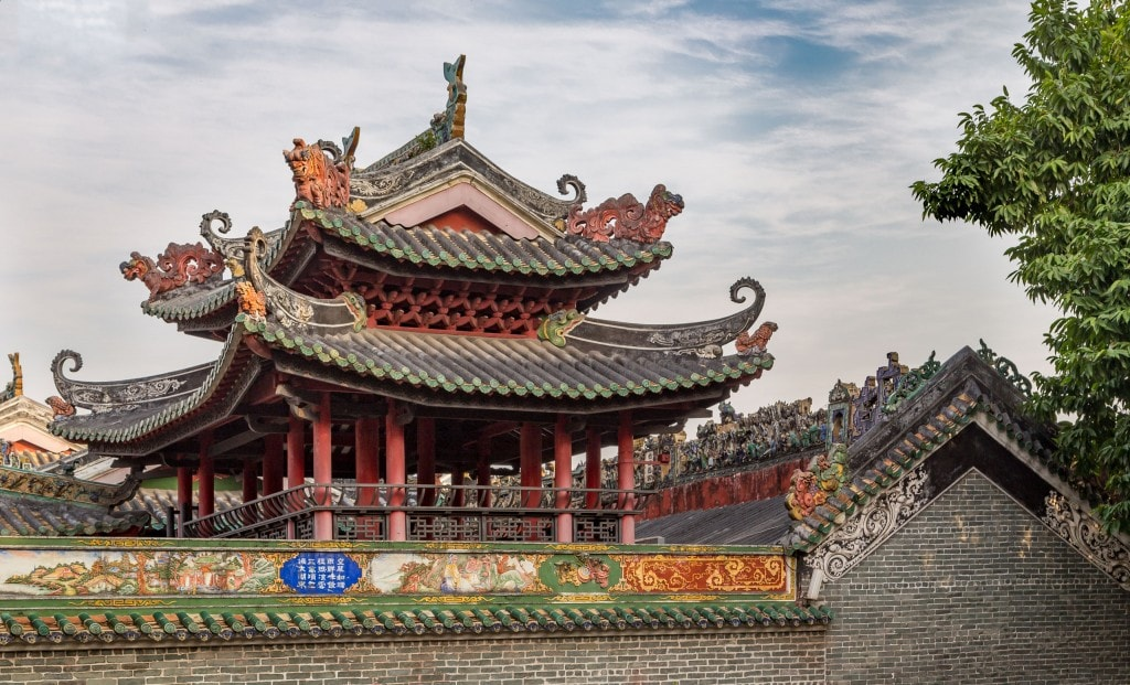 CHINA Foshan Isnt Just An Industrial City There Is Culture Too