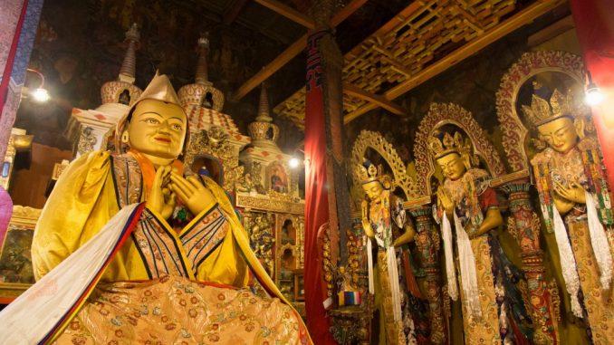 Tibet-China-Drepung-Monastery