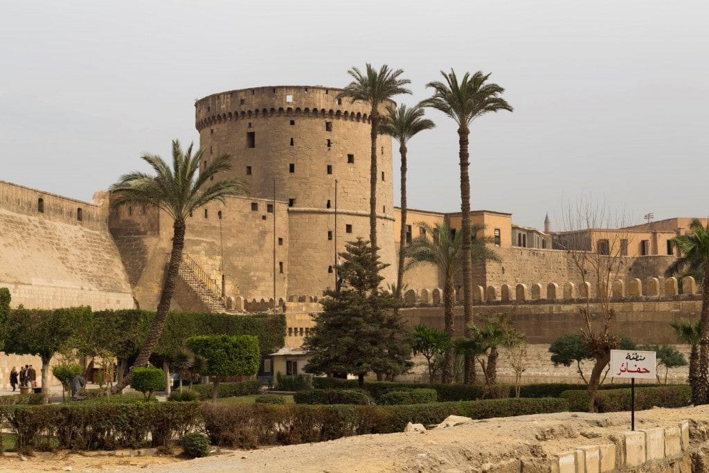 Egypt-Cairo-Citadel-Bab-Zuweila-Al-Azhar-Park