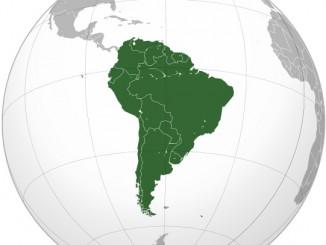 South America - Map