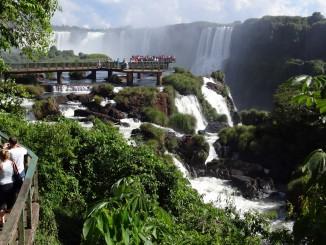 Brazil - Iguacu Falls