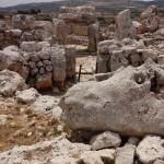 Malta - Mgar - Skorba & Hagrat Temple
