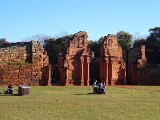 Argentina - Jesuit Mission San Ignacio Miní