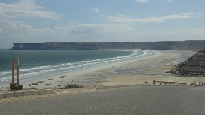 Oman - Ras Markaz Beach close to Duqm