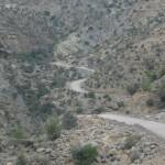 Oman - Hajar Mountain Range