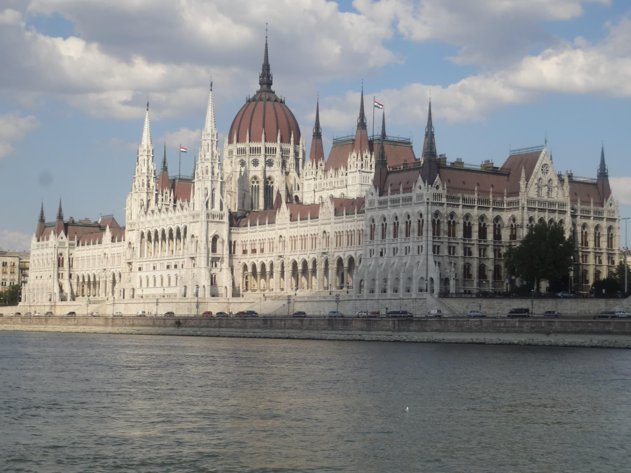 Hungary - Budapest - Margaret Island & Buda Side