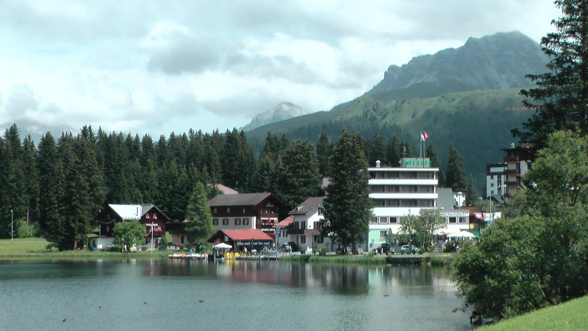 Swiss - Arosa