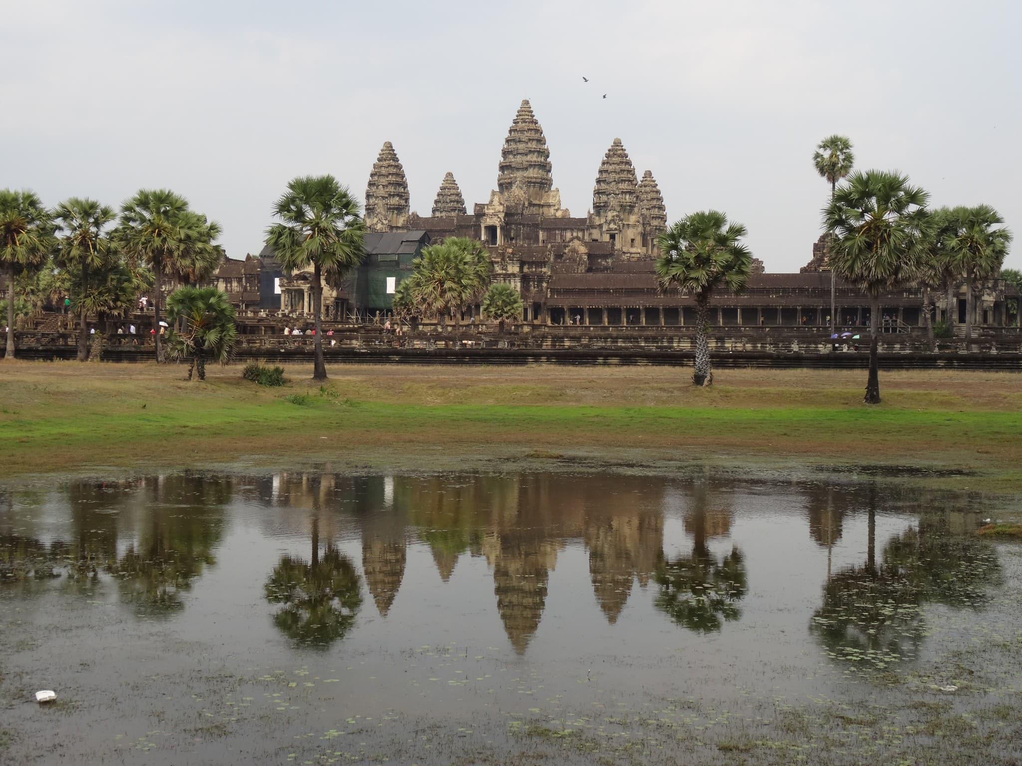 Cambodia - Angkor Area Temples