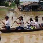 Cambodia - Siem Reap - Floating Village