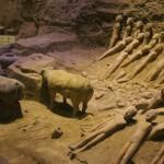 China - Xian - HanYangLing Tomb