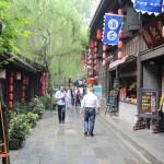 China - Chengdu - Wuhou Temple & Jinli Street