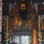 China - Chengdu - Qingling Temple