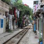 Vietnam - Hanoi - City Railway
