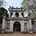 Vietnam - Hanoi - Van Mieu Temple