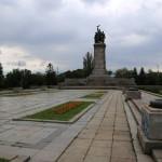 Bulgaria - Sofia - Soviet Army Monument